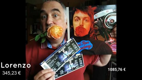 Biglietti Paul McCartney