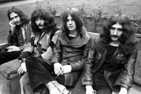 Black Sabbath, 1970: Bill Ward, Tony Iommi, Ozzy Osbourne, Geezer Butler in , (Photo by Chris Walter/WireImage)