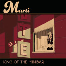 Cover Marti _ King of the minibar