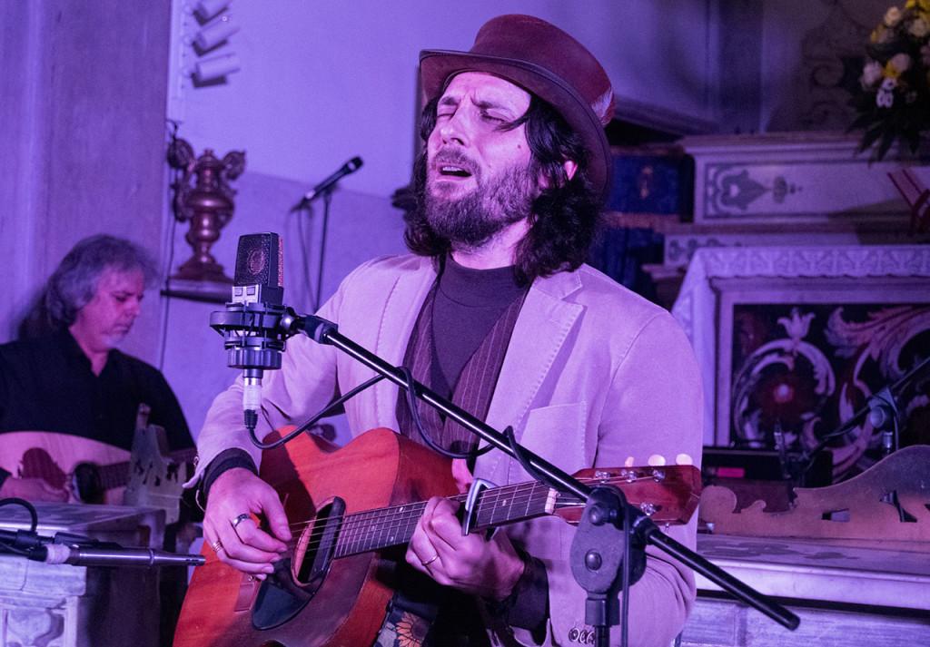 Gnut. live, Pio Monte Misericordia, Napoli - Foto @ Alessio Cuccaro