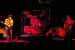 Hendrix - Band of Gypsys
