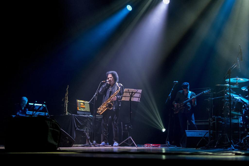 James Senese live Teatro Acacia 04