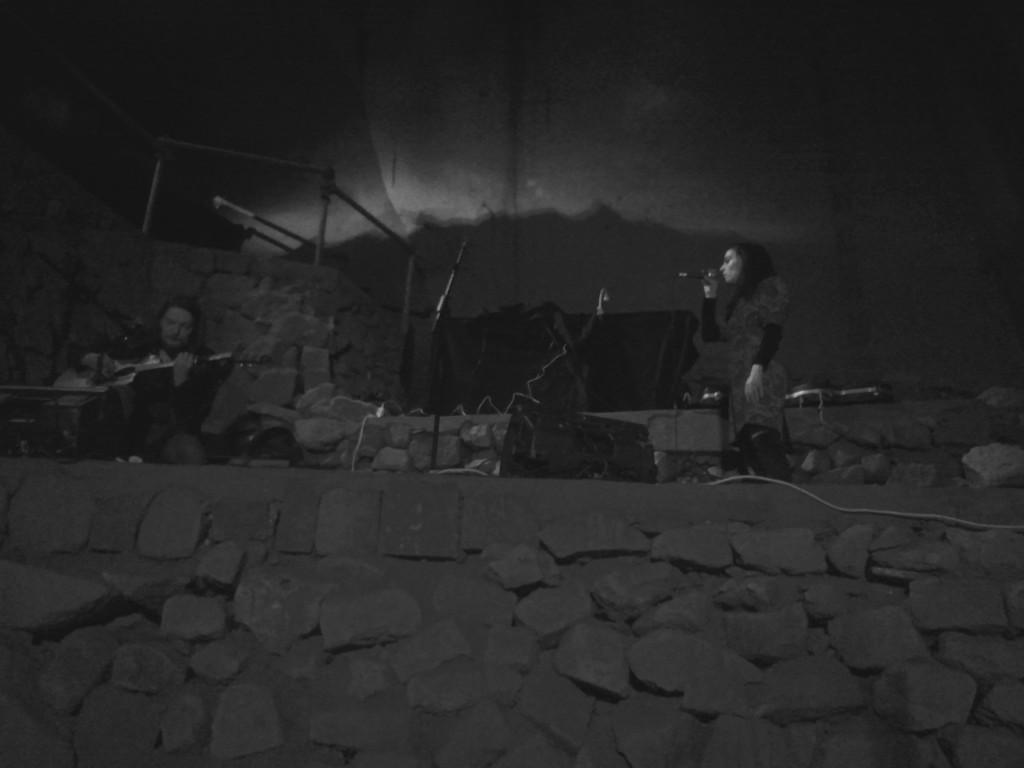 Linda&greenman_livenapoli