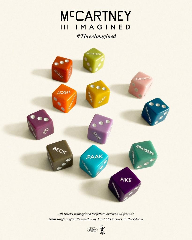 McCartnet III Imagined