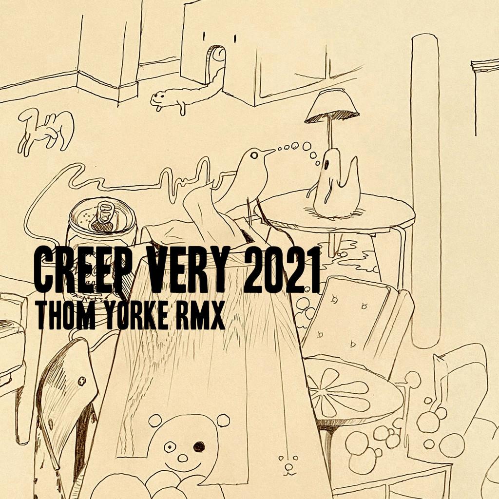 Radiohead_Creep Very 2021_4000x4000