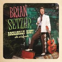 Rockabilly Riot! All original – Brian Setzer