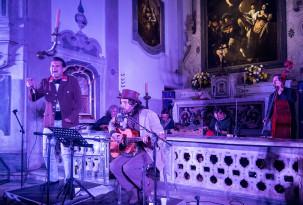 Sollo Gnut Full Band - Live at Pio Monte della Misericordia - Foto Alessio Cuccaro
