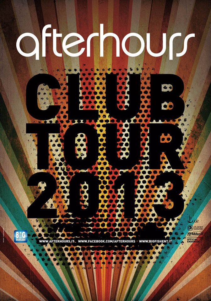 Afterhours: Club Tour 2013