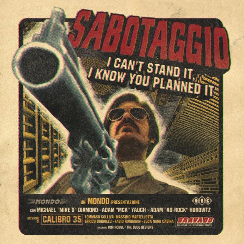 Calibro 35:  SABOTAGGIO