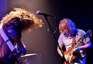 Il rock è duro a morire: Ty Segall + JC Satan @ Locomotiv (BO), 30-10-2014