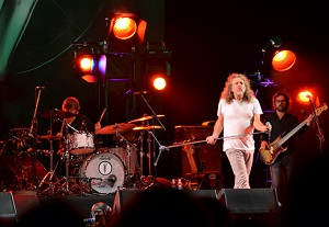 Come un leone: Robert Plant & The Sensational Space Shifters @ Pistoia Blues Festival 2014