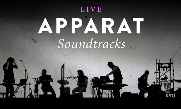 Apparat presenta SOUNDTRACK LIVE