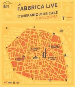 LA FABBRICA live: un itinerario musicale
