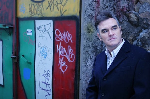 Morrissey: unica data a Napoli