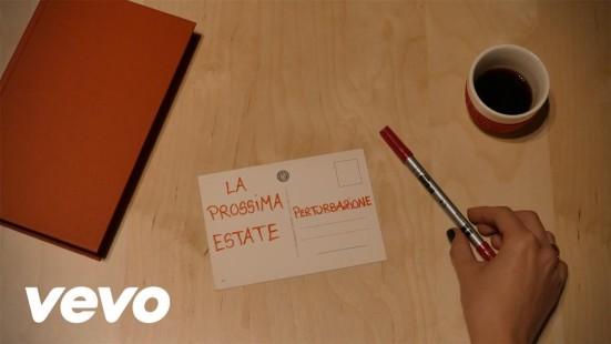 Perturbazione: nuovo singolo e video